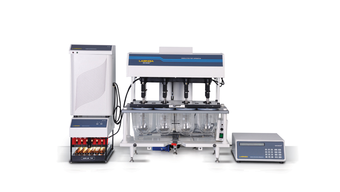 DS 8000 with Syringe Pump